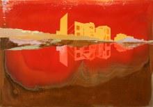 "Model Community 14"" x 20"" acrylic on panel2012"